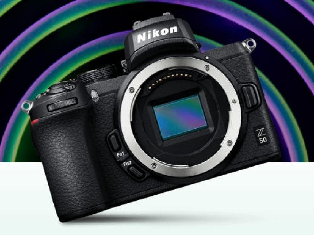 Nikon Z 50 внешний вид