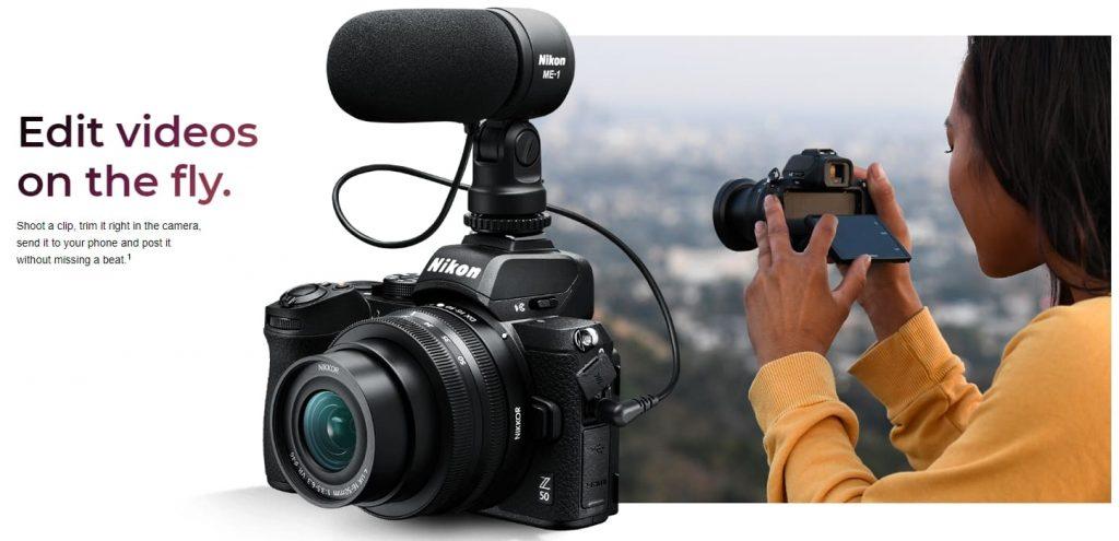 Nikon Z 50 комплект