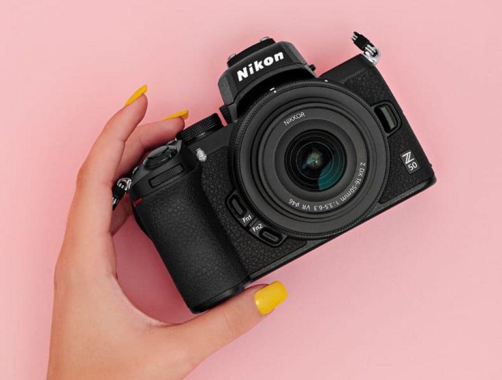 Беззеркальная камера Nikon Z 50
