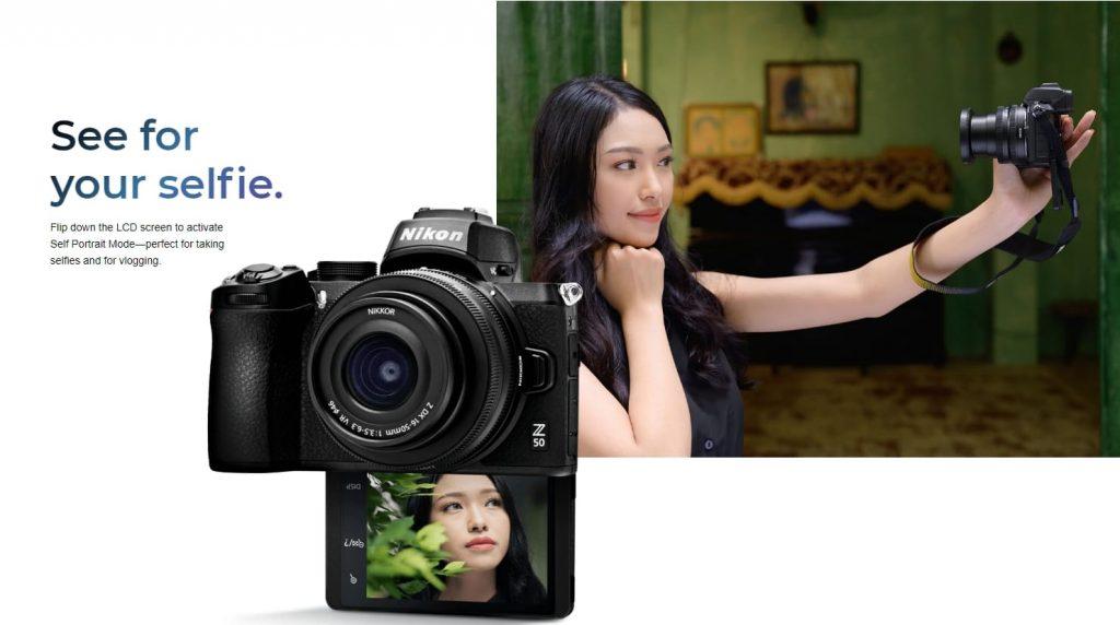 Nikon Z 50 качество видео