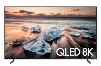 Телевизор Samsung Q950 8K QLED — обзор