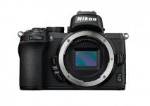 Беззеркальная камера Nikon Z50 обзор