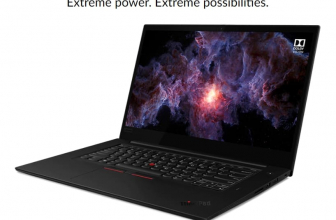 Ноутбук Lenovo ThinkPad X1 Extreme (Gen 2) — Обзор