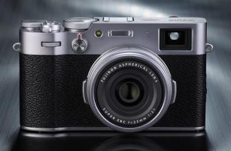 Фотоаппарат Fujifilm X100V — обзор